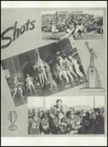 1951 Knoxville High School Yearbook Page 104 & 105