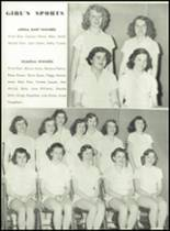1951 Knoxville High School Yearbook Page 108 & 109
