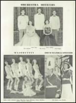 1951 Knoxville High School Yearbook Page 114 & 115