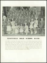 1951 Knoxville High School Yearbook Page 116 & 117
