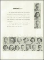 1951 Knoxville High School Yearbook Page 120 & 121