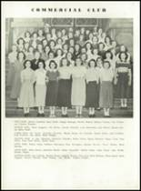1951 Knoxville High School Yearbook Page 124 & 125