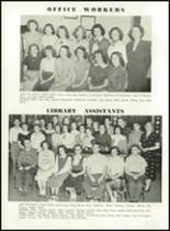 1951 Knoxville High School Yearbook Page 126 & 127
