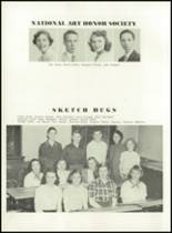 1951 Knoxville High School Yearbook Page 130 & 131