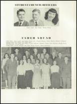 1951 Knoxville High School Yearbook Page 132 & 133