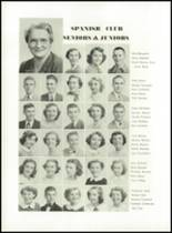 1951 Knoxville High School Yearbook Page 140 & 141