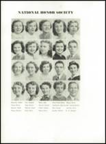 1951 Knoxville High School Yearbook Page 150 & 151