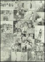 1951 Knoxville High School Yearbook Page 154 & 155