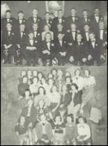 1951 Knoxville High School Yearbook Page 160 & 161