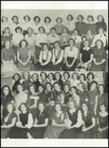 1951 Knoxville High School Yearbook Page 166 & 167