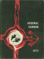 1973 Yearbook Arsenal Technical High School 716