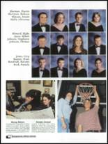 2002 Clyde High School Yearbook Page 14 & 15
