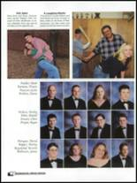 2002 Clyde High School Yearbook Page 16 & 17