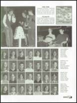 2002 Clyde High School Yearbook Page 20 & 21