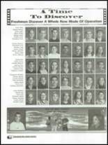 2002 Clyde High School Yearbook Page 28 & 29