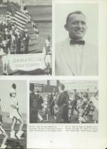 1967 Damascus High School Yearbook Page 14 & 15
