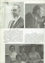 1967 Damascus High School Yearbook Page 20 & 21