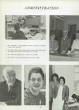 1967 Damascus High School Yearbook Page 22 & 23