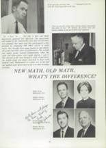 1967 Damascus High School Yearbook Page 24 & 25