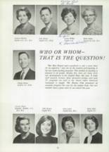 1967 Damascus High School Yearbook Page 26 & 27