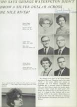 1967 Damascus High School Yearbook Page 28 & 29