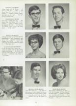1967 Damascus High School Yearbook Page 34 & 35