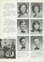 1967 Damascus High School Yearbook Page 42 & 43