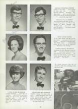 1967 Damascus High School Yearbook Page 46 & 47