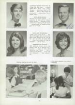 1967 Damascus High School Yearbook Page 52 & 53