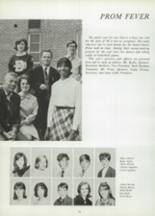 1967 Damascus High School Yearbook Page 58 & 59