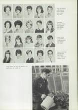 1967 Damascus High School Yearbook Page 62 & 63