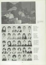 1967 Damascus High School Yearbook Page 72 & 73