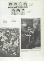 1967 Damascus High School Yearbook Page 74 & 75