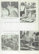 1967 Damascus High School Yearbook Page 86 & 87
