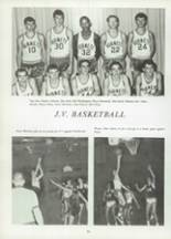 1967 Damascus High School Yearbook Page 98 & 99