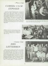 1967 Damascus High School Yearbook Page 106 & 107