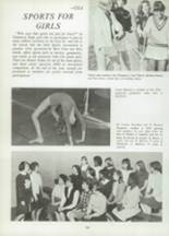 1967 Damascus High School Yearbook Page 110 & 111
