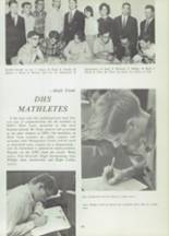 1967 Damascus High School Yearbook Page 112 & 113