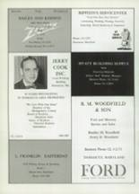1967 Damascus High School Yearbook Page 132 & 133