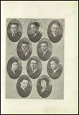 1922 Beaver Dam High School Yearbook Page 16 & 17