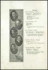 1922 Beaver Dam High School Yearbook Page 32 & 33