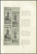 1922 Beaver Dam High School Yearbook Page 68 & 69