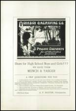 1922 Beaver Dam High School Yearbook Page 94 & 95