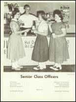 1956 Sunray High School Yearbook Page 10 & 11