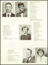 1956 Sunray High School Yearbook Page 12 & 13