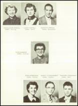 1956 Sunray High School Yearbook Page 22 & 23