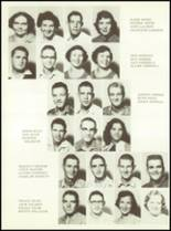 1956 Sunray High School Yearbook Page 26 & 27