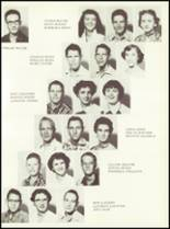 1956 Sunray High School Yearbook Page 28 & 29