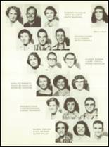 1956 Sunray High School Yearbook Page 30 & 31