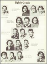 1956 Sunray High School Yearbook Page 32 & 33
